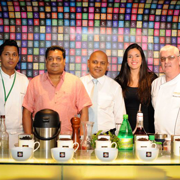 UAE Real High Tea winners rock with a Dilmah Tea inspired spread