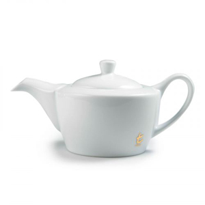 Pos t Series Porcelain Pot(White)