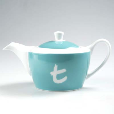t Series t-Pot-Skyblue