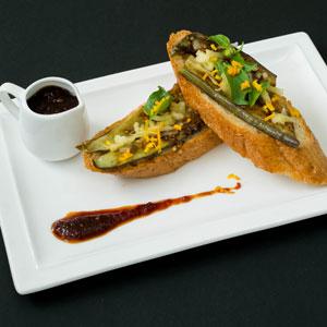 Arabian Eggplant