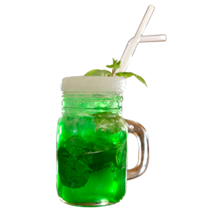 Moroccan Mint Iced Tea