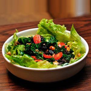 Earl Grey Salad