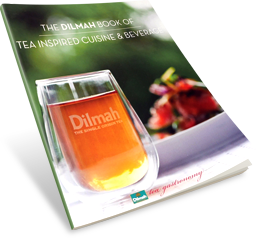 The Dilmah Book of Tea Inspired Cuisine and Beverage