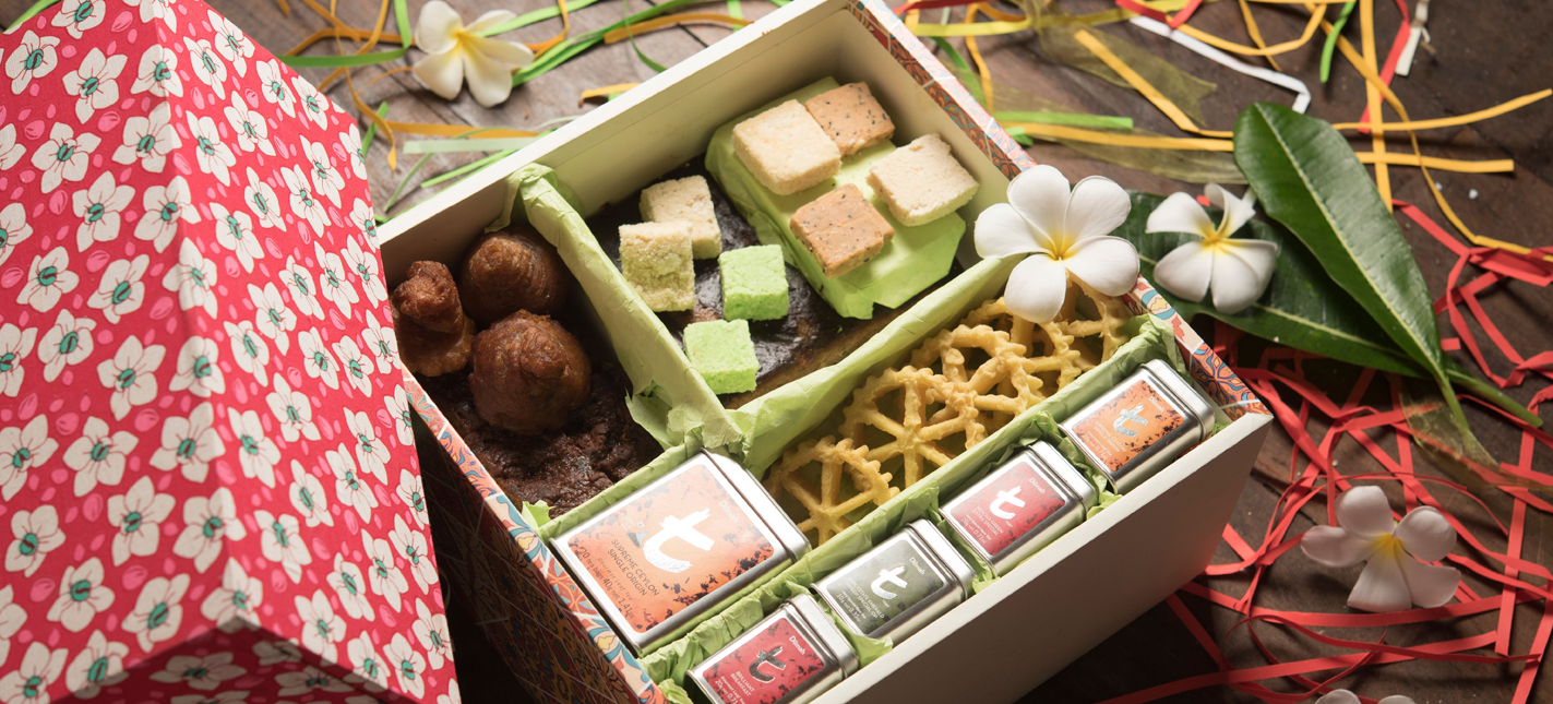 Tea Inspired Avurudu Hampers
