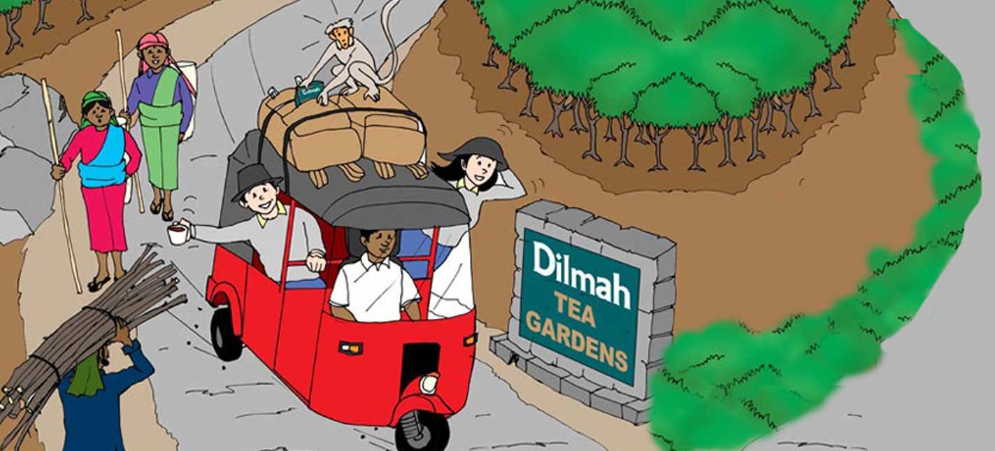 Dilmah Tea Kids