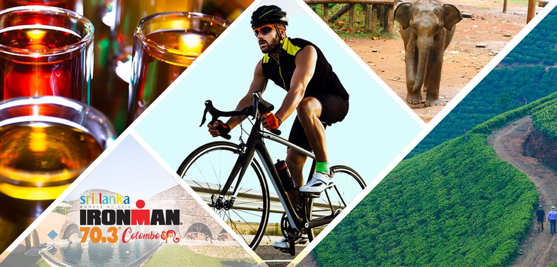 Tea Inspiration for Ironman 70.3 Colombo