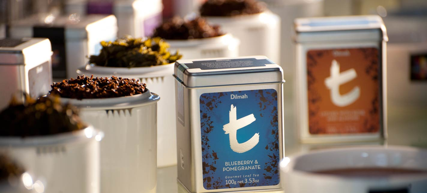 As the art of real tea unfolds