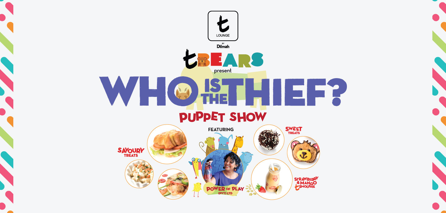 Who is the Thief? Puppet Show