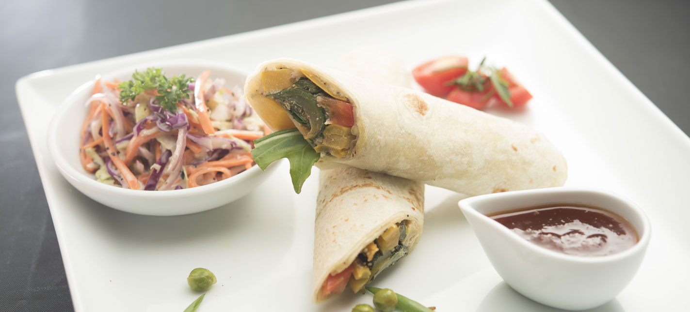 Wraps  Tacos and Tea   Hunger Busters   Thirst Quenchers