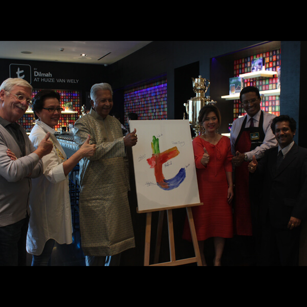 Dilmah Launched t-Lounge in Indonesia at The Papilion, Jakarta