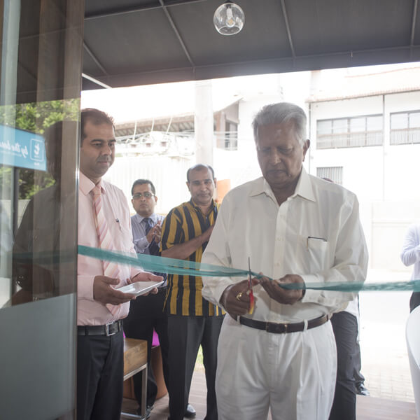 Dilmah Launched t-Lounge BY The Beach at Negombo, Sri Lanka