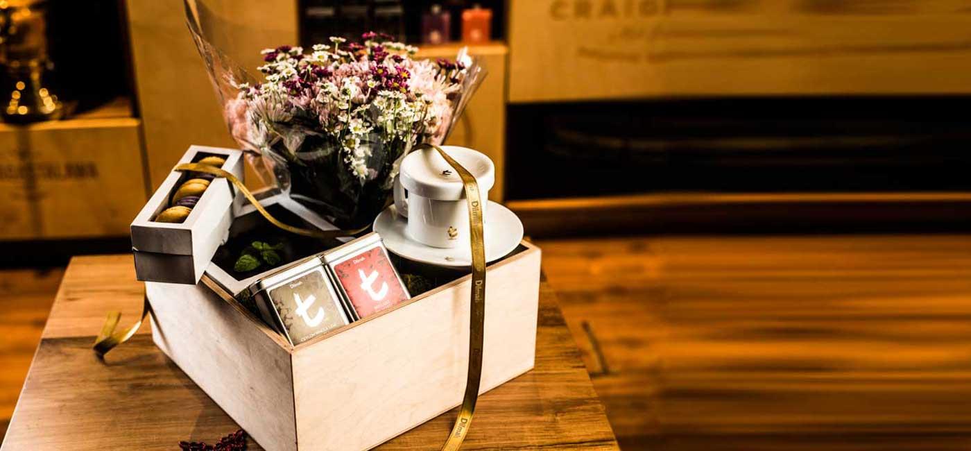 Dilmah Tea Inspired Christmas Hampers