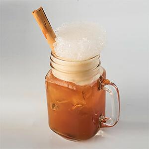 Chilled Cinnamon
