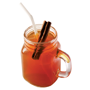 Chilled Cinnamon Tea