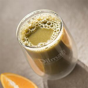 Matcha Almond Milk Chilled Chai