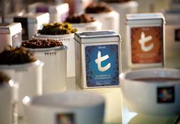 t-Series Luxury Designer Leaf Tea