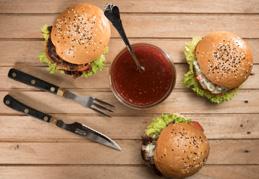 Teainspired Burgers