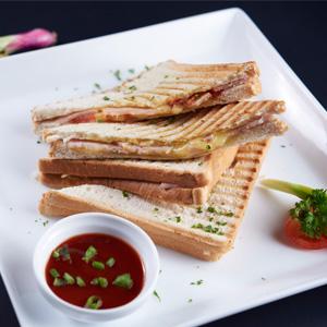 Turkey Ham & Cheese Toasty
