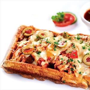 Spicy Chicken Original Waffle