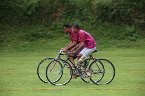 The 27th Annual Aidex Sports Festival Celebrates Athletes with a Difference