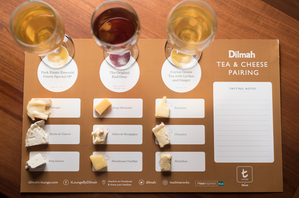 Pairing Cheese and Tea with Betty Koster