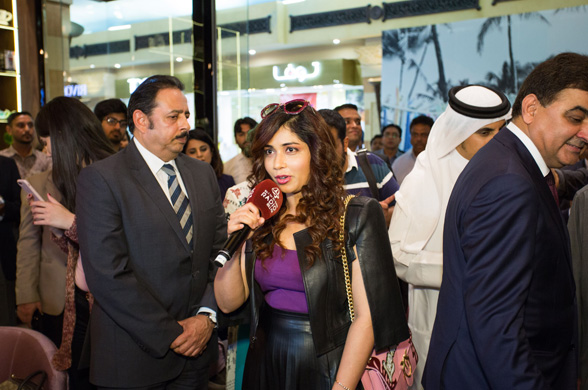 Tea Time with the Founder and Partners at t-Lounge by Dilmah – Dubai