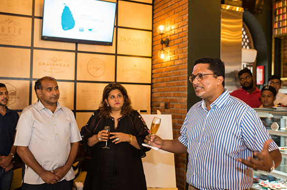 Teatime rocks Colombo's Arcade Independence Square once again