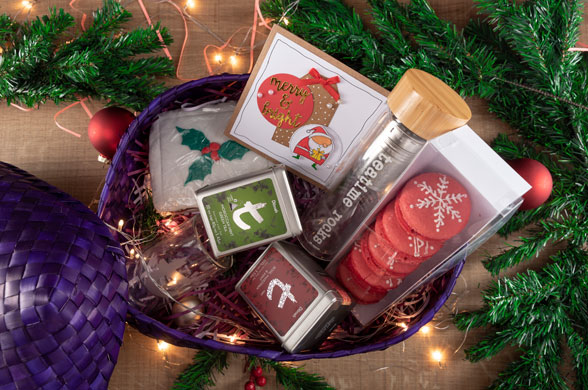 Curated Holiday Hampers