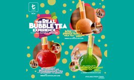 The Real Bubble Tea Experience