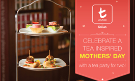 Tea Inspired Mother   s Day at the t Lounge by Dilmah