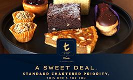 Standard Chartered promotion